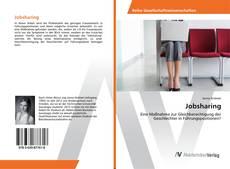 Portada del libro de Jobsharing