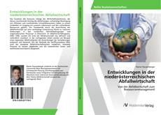 Обложка Entwicklungen in der niederösterreichischen Abfallwirtschaft