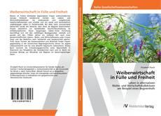 Borítókép a  Weiberwirtschaft in Fülle und Freiheit - hoz