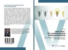 Copertina di Lead User: Ein systematischer Literaturüberblick