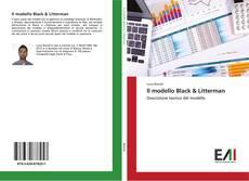 Capa do livro de Il modello Black & Litterman