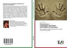 Couverture de Prossemica e Linguaggio del Corpo nel Cinema di Antonioni
