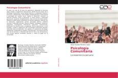 Copertina di Psicología Comunitaria