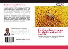 Portada del libro de Estado poblacional de las abejas nativas sin aguijón