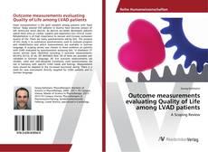 Couverture de Outcome measurements evaluating Quality of Life among LVAD patients