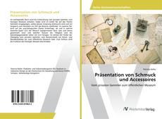 Buchcover von Präsentation von Schmuck und Accessoires