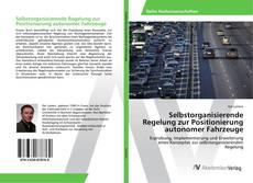 Bookcover of Selbstorganisierende Regelung zur Positionierung autonomer Fahrzeuge