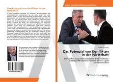 Das Potenzial von Konflikten in der Wirtschaft kitap kapağı
