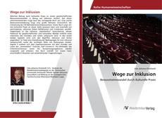 Buchcover von Wege zur Inklusion