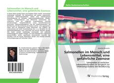 Обложка Salmonellen im Mensch und Lebensmittel, eine gefährliche Zoonose