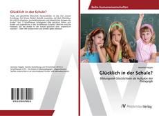 Capa do livro de Glücklich in der Schule?