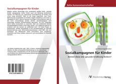 Buchcover von Sozialkampagnen für Kinder