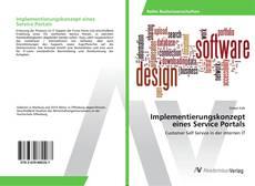 Capa do livro de Implementierungskonzept eines Service Portals