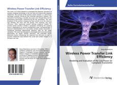 Wireless Power Transfer Link Efficiency的封面