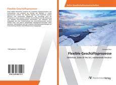 Flexible Geschäftsprozesse kitap kapağı