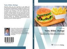Buchcover von Texte, Bilder, Dialoge