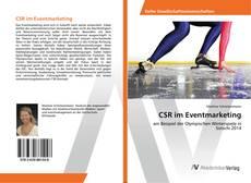 Capa do livro de CSR im Eventmarketing