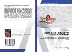 Bookcover of Excel um die Prüfung von Einheiten erweitern