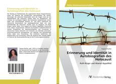 Erinnerung und Identität in Autobiografien des Holocaust kitap kapağı