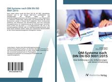 Bookcover of QM-Systeme nach DIN EN ISO 9001:2015