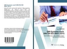 Buchcover von QM-Systeme nach DIN EN ISO 9001:2015