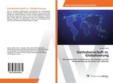 Gottesherrschaft vs. Globalisierung的封面