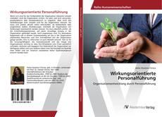 Wirkungsorientierte Personalführung kitap kapağı