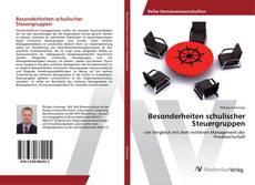 Buchcover von Besonderheiten schulischer Steuergruppen