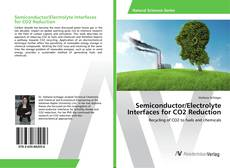 Обложка Semiconductor/Electrolyte Interfaces for CO2 Reduction