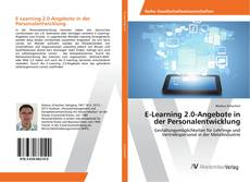 Bookcover of E-Learning 2.0-Angebote in der Personalentwicklung