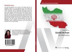 Buchcover von Suizid im Iran