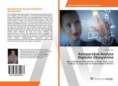 Buchcover von Komparative Analyse Digitaler Ökosysteme