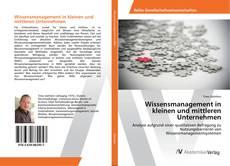Buchcover von Wissensmanagement in kleinen und mittleren Unternehmen