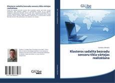 Capa do livro de Klasteros sadalīta bezvadu sensoru tīkla vārtejas realizēšana