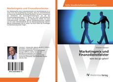 Capa do livro de Marketingmix und Finanzdienstleister