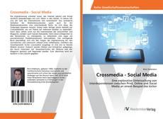 Buchcover von Crossmedia - Social Media