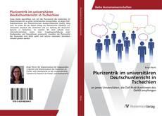 Обложка Plurizentrik im universitären Deutschunterricht in Tschechien