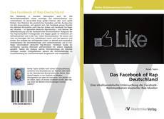 Das Facebook of Rap Deutschland的封面