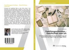 Buchcover von Familiengeschichten - Geschichten vom Ich