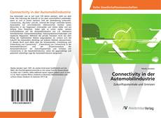 Bookcover of Connectivity in der Automobilindustrie