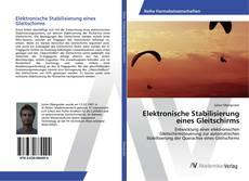 Buchcover von Elektronische Stabilisierung eines Gleitschirms