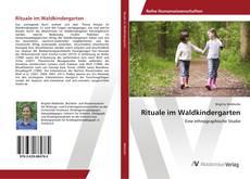 Rituale im Waldkindergarten kitap kapağı