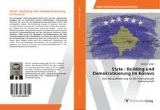Buchcover von State - Building und Demokratisierung im Kosovo