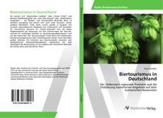 Bookcover of Biertourismus in Deutschland
