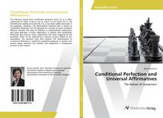 Portada del libro de Conditional Perfection and Universal Affirmatives