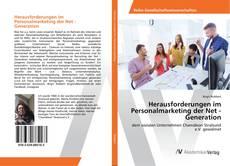 Bookcover of Herausforderungen im Personalmarketing der Net - Generation