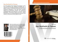 Buchcover von Das Strafrecht in Taiwan