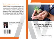 Bookcover of Social Entrepreneurship Scene Switzerland