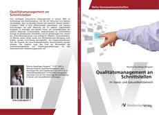 Buchcover von Qualitätsmanagement an Schnittstellen