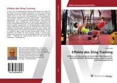 Borítókép a  Effekte des Sling Training - hoz